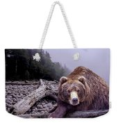 Some Days You Eat The Bear Some Days The Bear Eats You Weekender Tote Bag