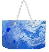 Some Kind Of Blue Weekender Tote Bag