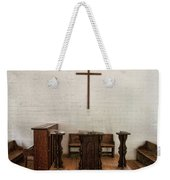 Some Of That Old Time Religion Weekender Tote Bag