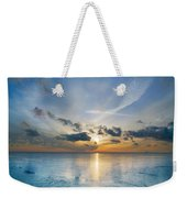 Some Other Morning Weekender Tote Bag