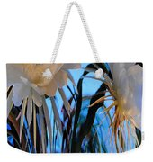 Some Serious Flowers Weekender Tote Bag