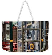 Someone Call The Police Weekender Tote Bag by Paul Ward