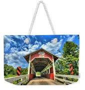 Somerset Pa Glessner Bridge Weekender Tote Bag