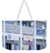 Somerset Square 1 Weekender Tote Bag
