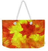 Something Like Autumn Weekender Tote Bag