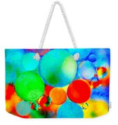 Something Out Of Nothing Weekender Tote Bag