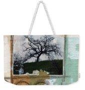 Sometimes Weekender Tote Bag by Linda Woods