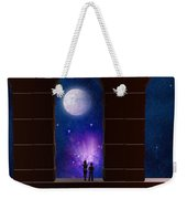 The View To Infinity Weekender Tote Bag