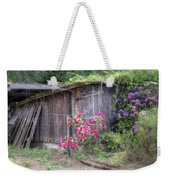 Somewhere Near Geyserville Ca Weekender Tote Bag by Joan Carroll