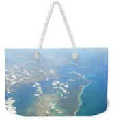 Somewhere Over Cuba Weekender Tote Bag