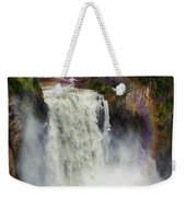Somewhere Over The Falls Weekender Tote Bag
