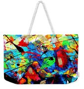 Somewhere Over The Rainbow Weekender Tote Bag by John  Nolan
