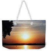 Somewhere Sunset  Weekender Tote Bag