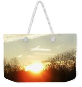 Son Above The Sun Weekender Tote Bag