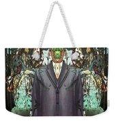 son-of-man Botticelli 2 Weekender Tote Bag