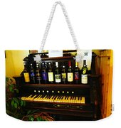 Song And Wine Weekender Tote Bag