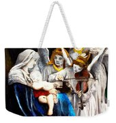 Song Of The Angels By Bouguereau Weekender Tote Bag