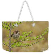 Song Sparrow Pictures 111 Weekender Tote Bag