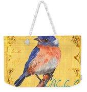 Colorful Songbirds 1 Weekender Tote Bag