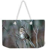 Songs Of Sparrows Weekender Tote Bag