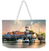 Sono Seaport Seafood Weekender Tote Bag