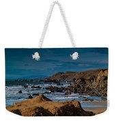 Sonoma Coast Weekender Tote Bag by Bill Gallagher
