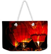 Sonoma County Hot Air Balloon Classic Weekender Tote Bag