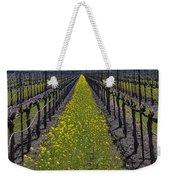 Sonoma Mustard Grass Weekender Tote Bag