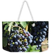 Sonoma Vineyards In The Sonoma California Wine Country 5d24630 Vertical Weekender Tote Bag