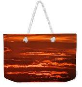 Soothing Saturday Sunset Weekender Tote Bag