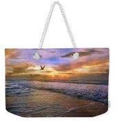 Soothing Sunrise Weekender Tote Bag by Betsy Knapp