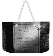Sophia..... 1827 Weekender Tote Bag