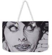 Sophia Loren Telephones Weekender Tote Bag