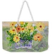 Sophie's Calendulas Weekender Tote Bag