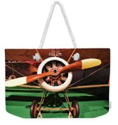 Sopwith Camel Airplane Weekender Tote Bag