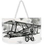 Sopwith F.1 Camel 1917 Weekender Tote Bag