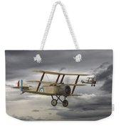 Sopwith Triplane Weekender Tote Bag