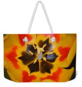 Soul Of A Tulip Weekender Tote Bag by Sonali Gangane