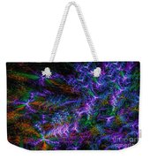 Souls Connectivity Abstract Weekender Tote Bag