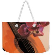 Sound And Sight Weekender Tote Bag