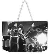 Soundcheck #8 Weekender Tote Bag