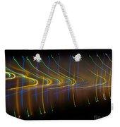 Soundcloud. Dancing Lights Series Weekender Tote Bag