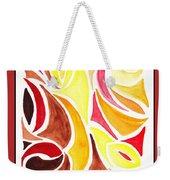 Sounds Of Color Doodle 2 Weekender Tote Bag