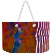 Soundwaves Weekender Tote Bag