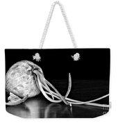 Soupe Du Jour - Bw Weekender Tote Bag