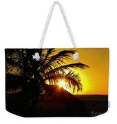 Sour Sunset Weekender Tote Bag