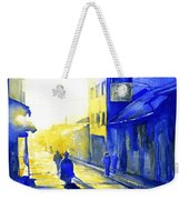 South American Sunrise Weekender Tote Bag