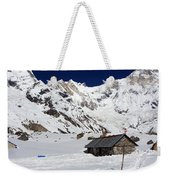 South Annapurna Base Camp - Nepal 05 Weekender Tote Bag