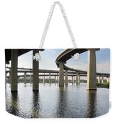South Baltimore Bypass Weekender Tote Bag