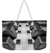 South Beach Abstract Weekender Tote Bag